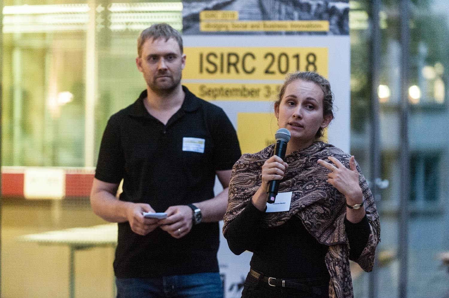 ISIRC 2018 Photo
